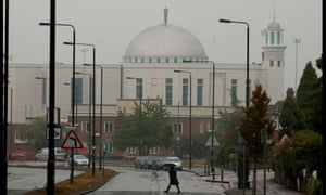 The Baitul Futuh mosque in Morden, south-west London