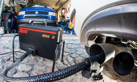 Diesel cars' emissions far higher on road than in lab, tests show