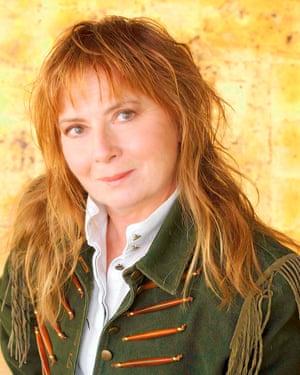 Author Melinda Snodgrass
