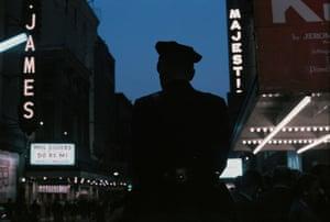 Untitled, New York, New York, 1957