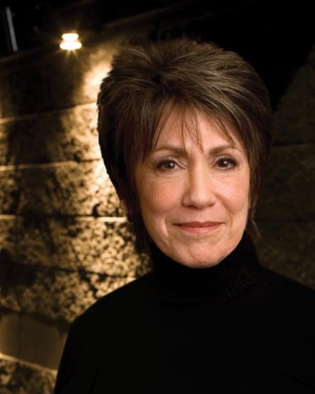 theater director Barbara Gaines