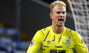 Joe Hart is out of contract this summer and is 'totally open' to the idea of moving abroad again to play 'at the highest level I can'.