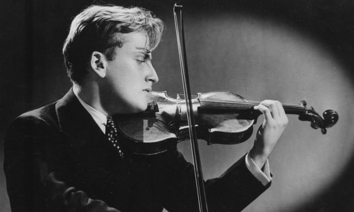 Yehudi Menuhin and Stéphane Grappelli collaborate: archive, 17 June