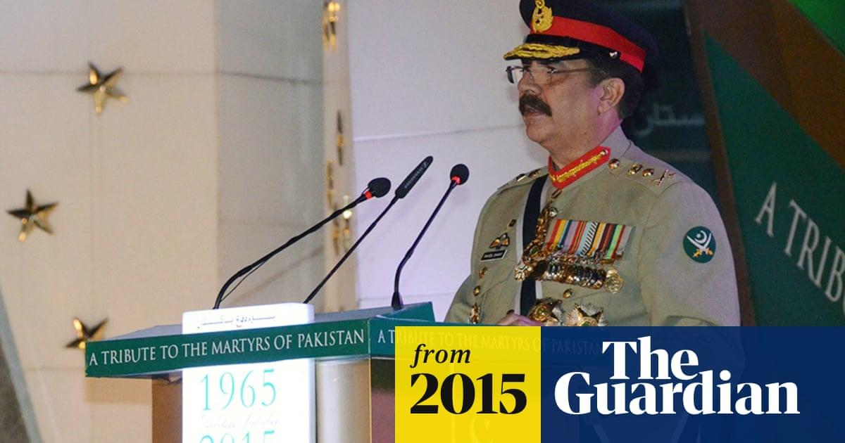 Pakistan press freedom under pressure from army | World news