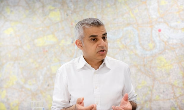 Sadiq Khan, Mayor of London