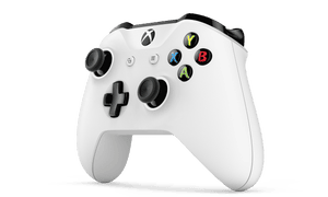 The Xbox One S controller adds a textured feel to the handles as well as Bluetooth functionality