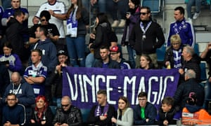 Anderlecht fans respond to the appointment on Sunday