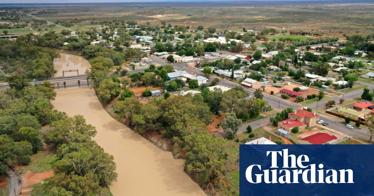 Remote Indigenous community of Wilcannia under severe strain as Covid spreads