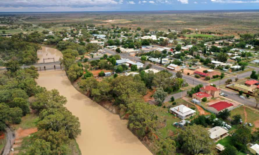 The remote town of Wilcannia has been ravaged by the Covid outbreak in NSW.