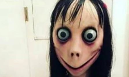 Utter nonsense: it was claimed that Momo the monster was not only going to hurt children and encourage them to kill themselves, but harvest their personal information too.
