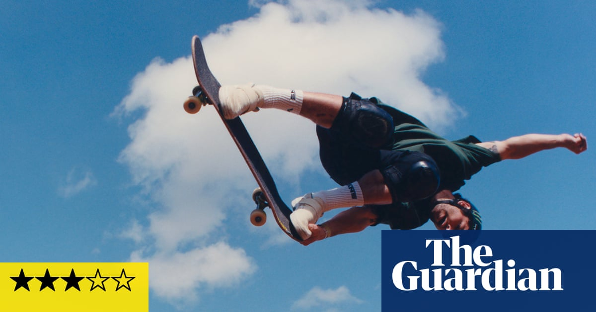 Boarders review – philosophical skateboard hopefuls offer some nice moves