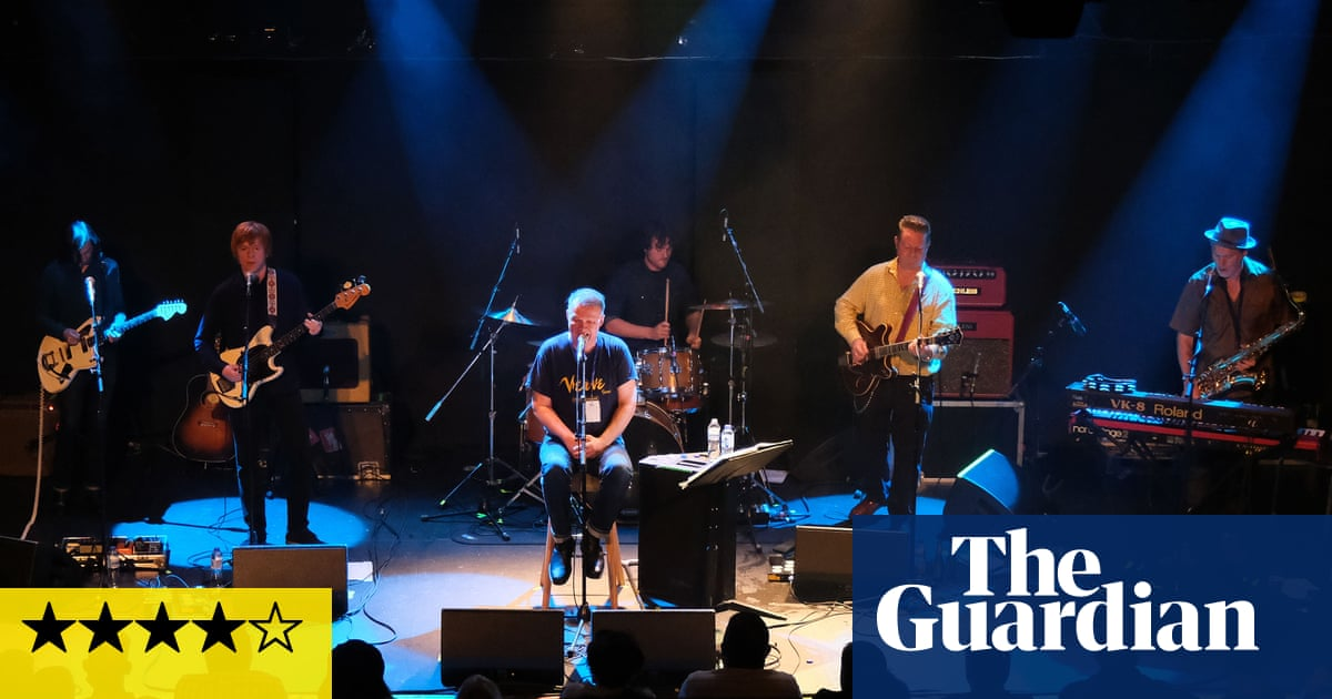 Edwyn Collins review – soulful inspiration still ripping it up