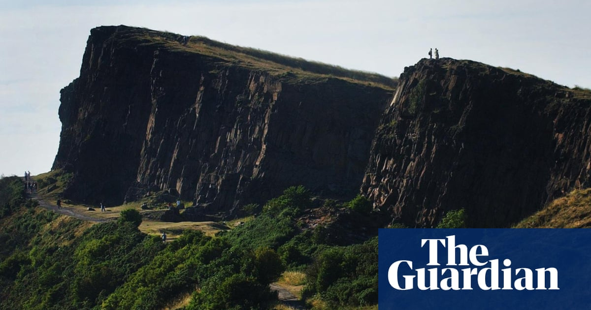 Man charged after woman fell to her death from Arthur's Seat in Edinburgh