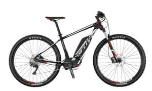Scott EScale e-bike