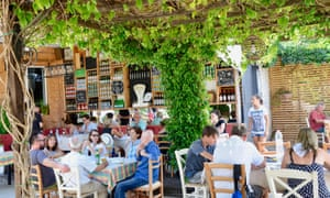 Heard it on the grape vine: Kuka taverna