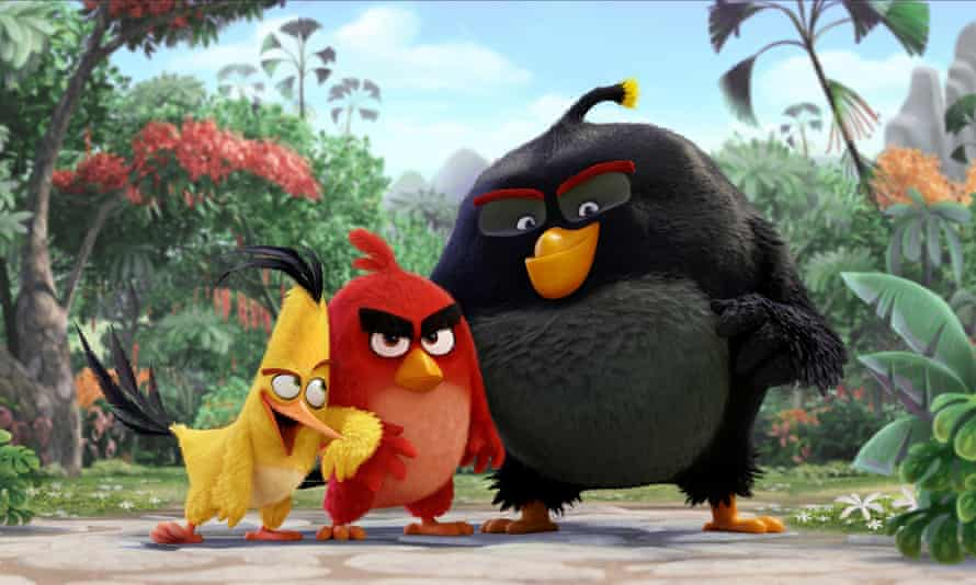 Here comes the Angry Birds film, but why can't a game just be a game? | Angry Birds | The Guardian