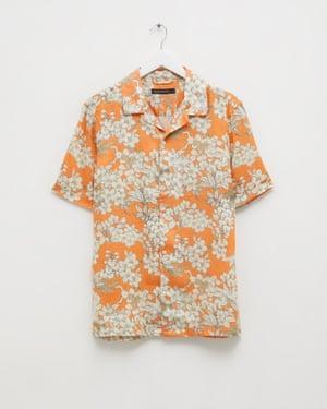 Jaffa shirt, £55, frenchconnection.com