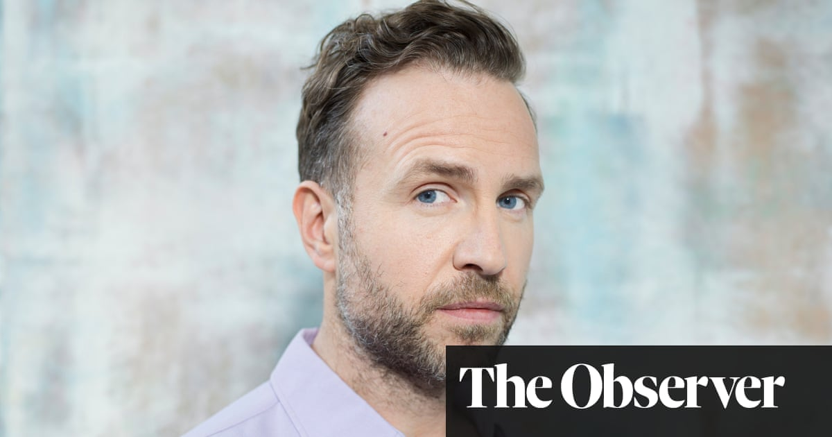 Rafe Spall: 'Madonna came up and started grinding me. A circle formed'