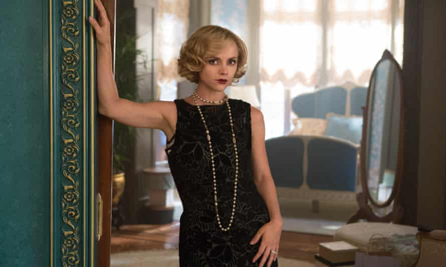 'She was very impulsive' … Christina Ricci as Zelda Fitzgerald in Z: The Beginning of Everything.
