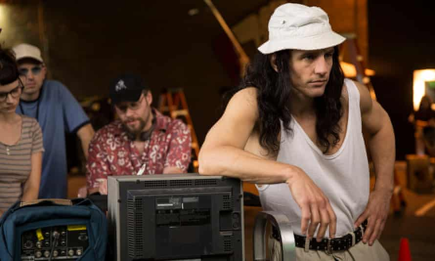 James Franco Finally Finds His Place In Hollywood With The Disaster Artist The Disaster Artist The Guardian
