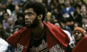 Kareem Abdul-Jabbar during his rookie season with the Milwaukee Bucks: 'All the hype left me thinking that this was mine to screw up'