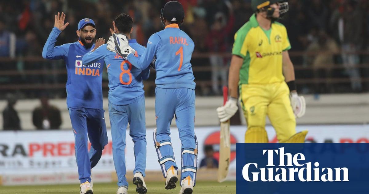 India level ODI series against Australia despite Smith defiance