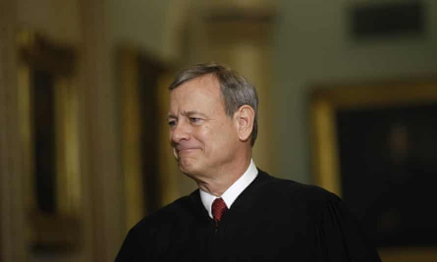 John Roberts sided with liberals to strike down a restrictive Louisiana abortion law.