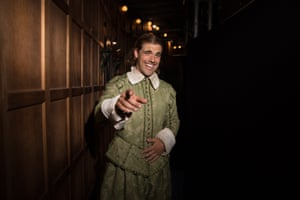 Will Alexander as Lysander