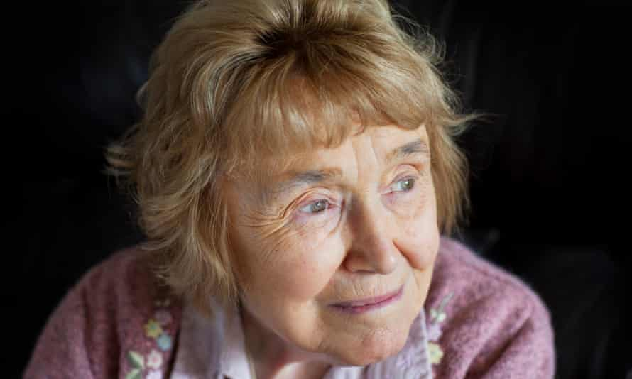 Lorna Wing, one of the founders of the UK's National Autistic Society.