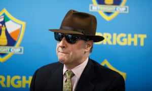 Rich Ricci, the former executive chairman of BetBright, is one of National Hunt's most succesful owners.