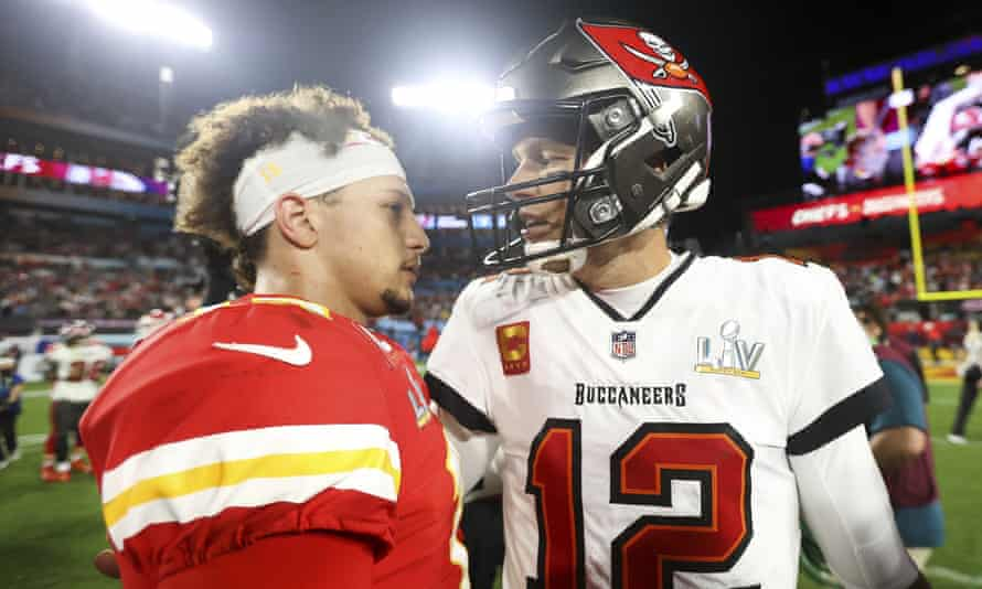 Patrick Mahomes and Tom Brady will need to play through 17 regular season games if they are to return to the Super Bowl