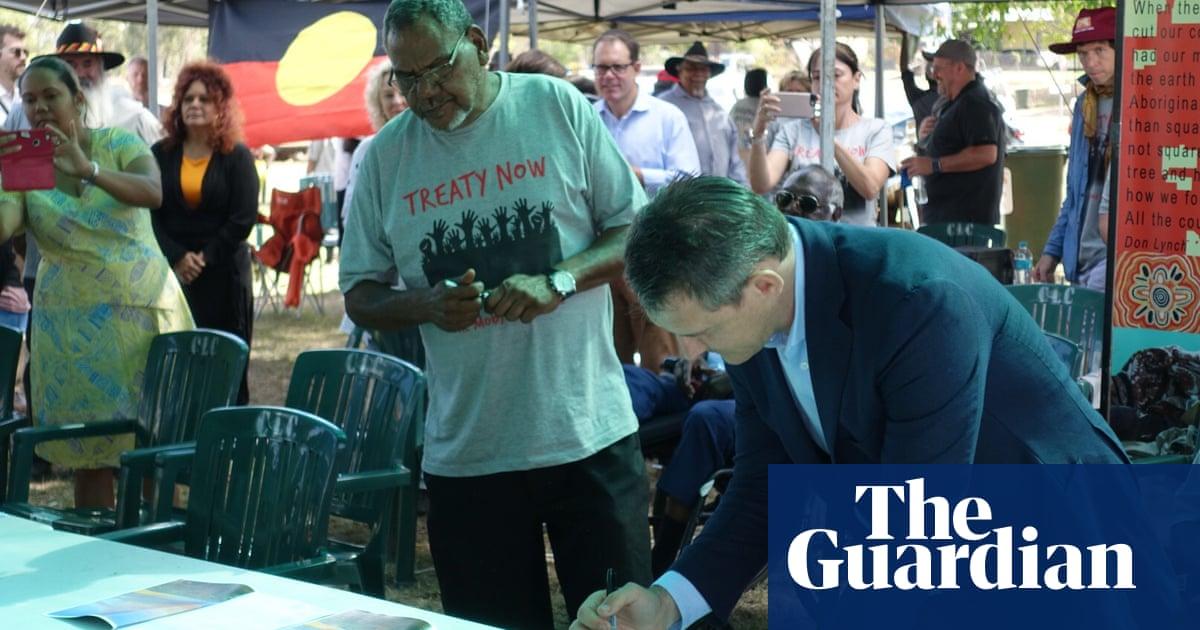 Nt Signs Historic Barunga Agreement To Begin Indigenous Treaty Talks