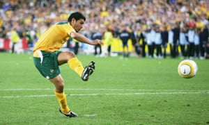 John Aloisi delivers the decisive strike from the spot.