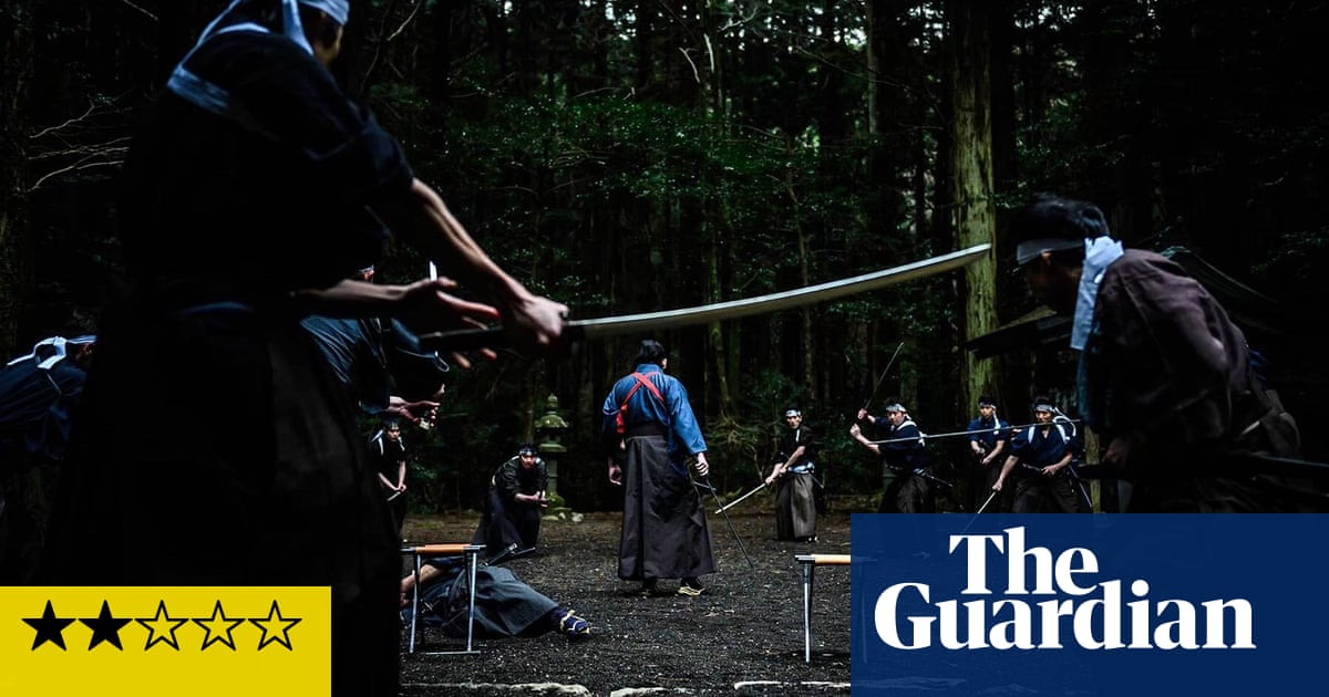 Crazy Samurai: 400 vs 1 review – epic, single-take battle of bloody-minded intensity