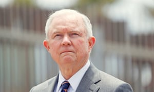 Jeff Sessions' recent outing to a Houston restaurant has caused a furor.