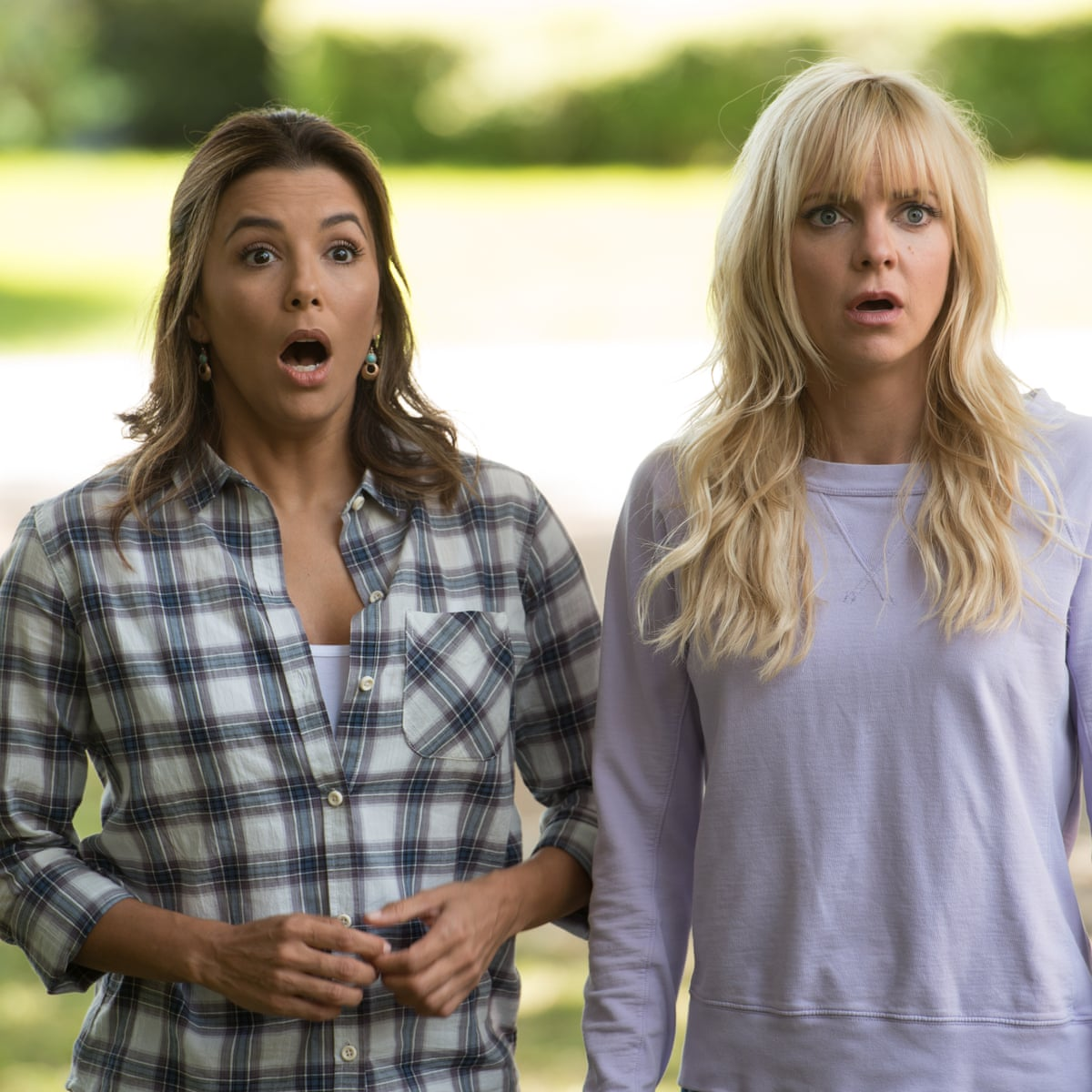 Overboard Review Anna Faris Comedy Caper Sinks Without Trace Romance Films The Guardian