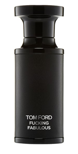 Tom Ford's provocative perfume.