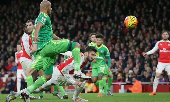 Arsenal v Sunderland-Premier League