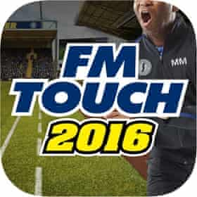 Football Manager Touch 2016 app logo