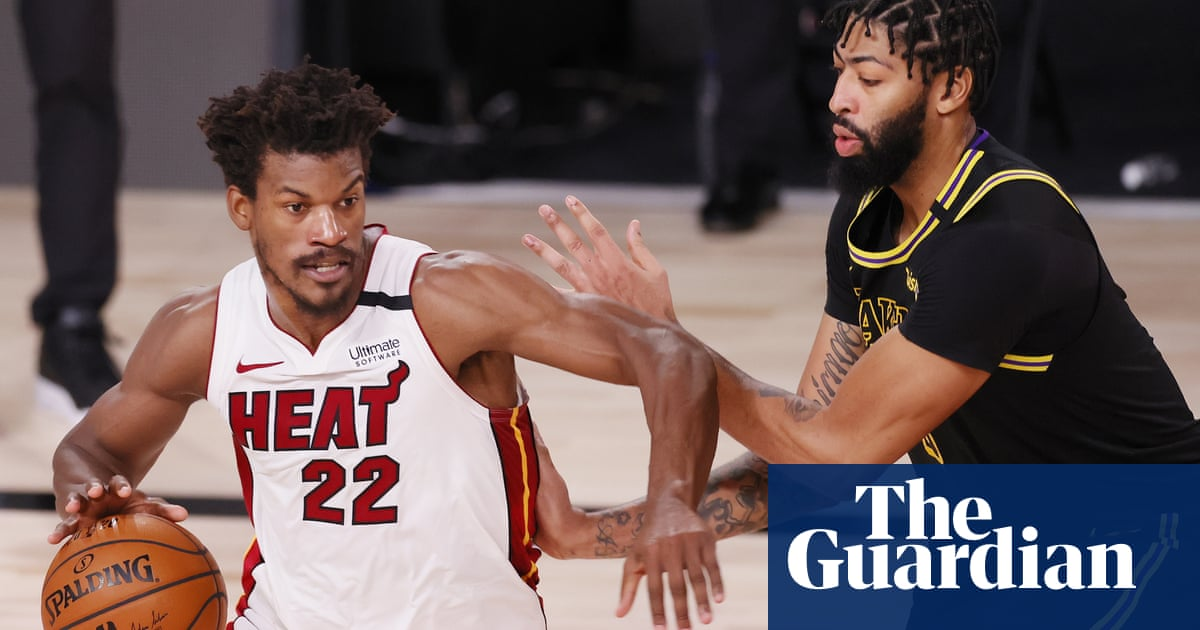 Heat edge Lakers behind another Butler masterpiece to stay alive in NBA finals