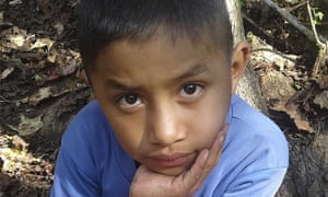 Eight-year-old Felipe Gómez Alonzo died on Christmas Eve after being taken into custody by DHS's Customs and Border Protection.