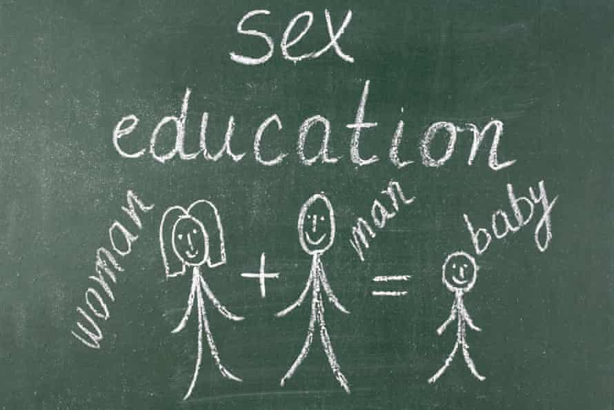 sex education in the classroom