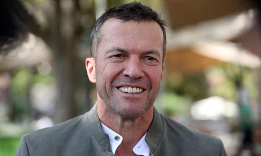 Lothar Matthäus says England can beat Germany if 'they play at the highest level'.