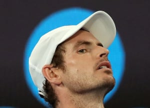 Murray is staring at defeat but thrillingly prevents a third break, meaning Agut will have to serve for the match