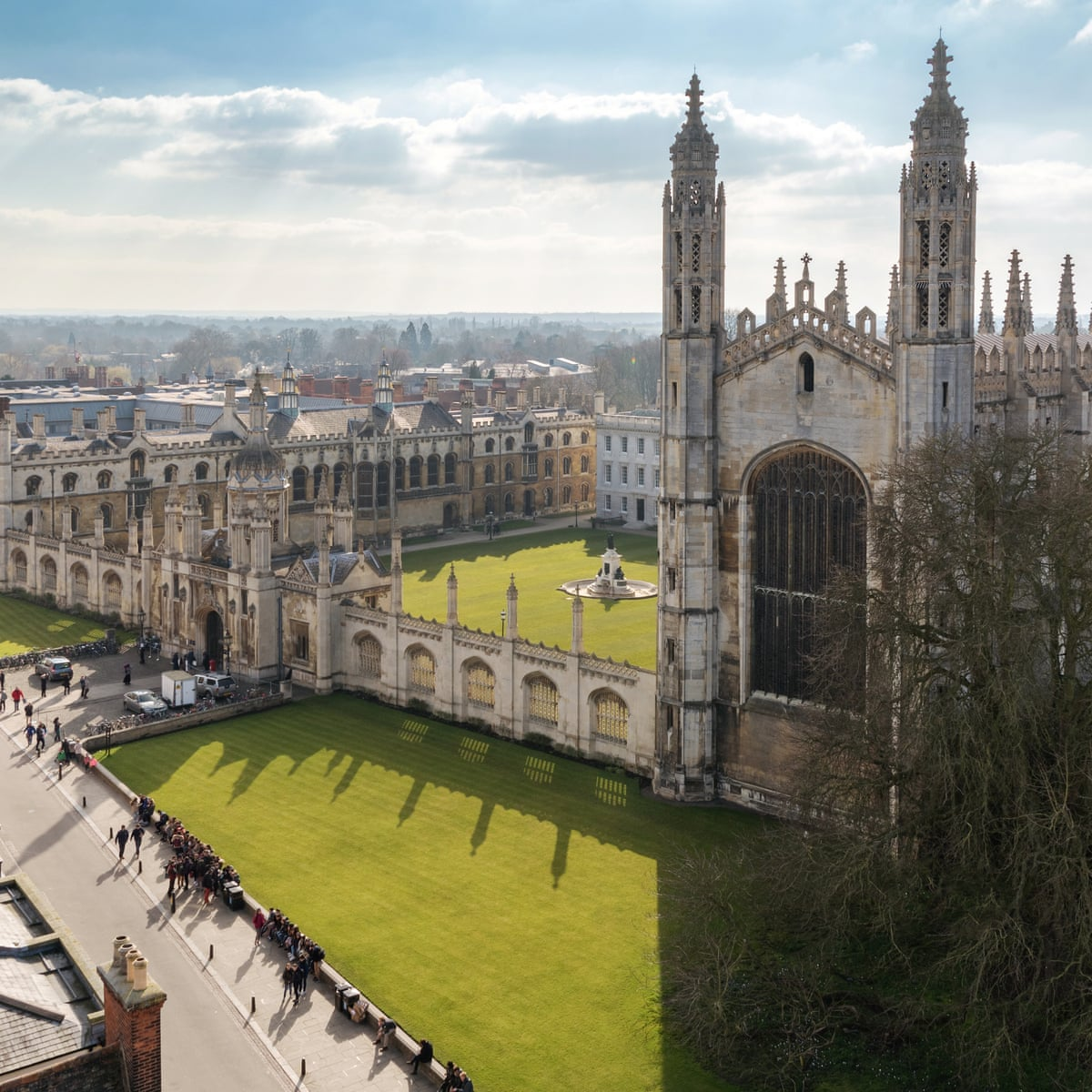 University guide 2022: University of Cambridge | University guide | The  Guardian