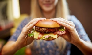 The new burgers will be trialled at 28 restaurants in London, the south and Manchester before being rolled out to 400 restaurants next summer.