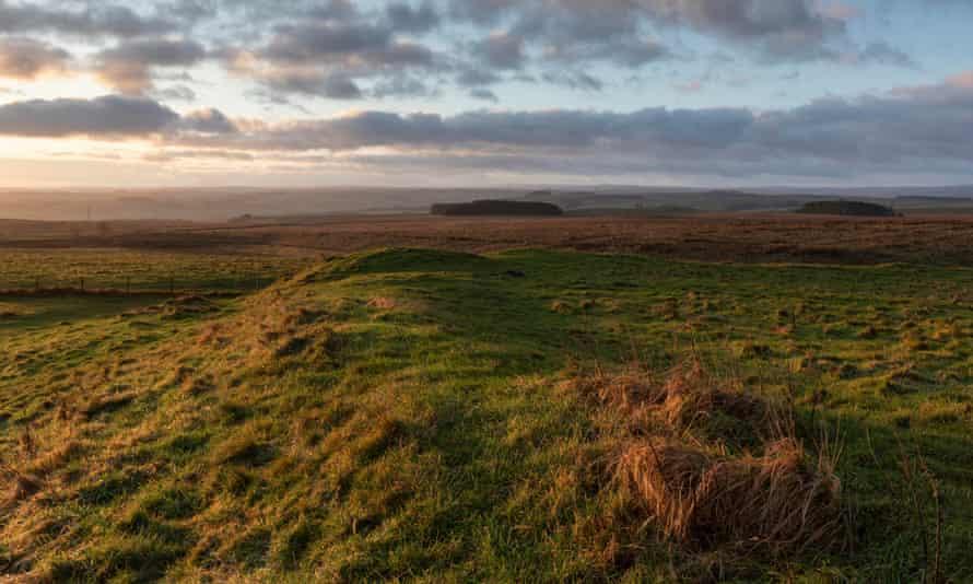 Carrawburgh Roman fort