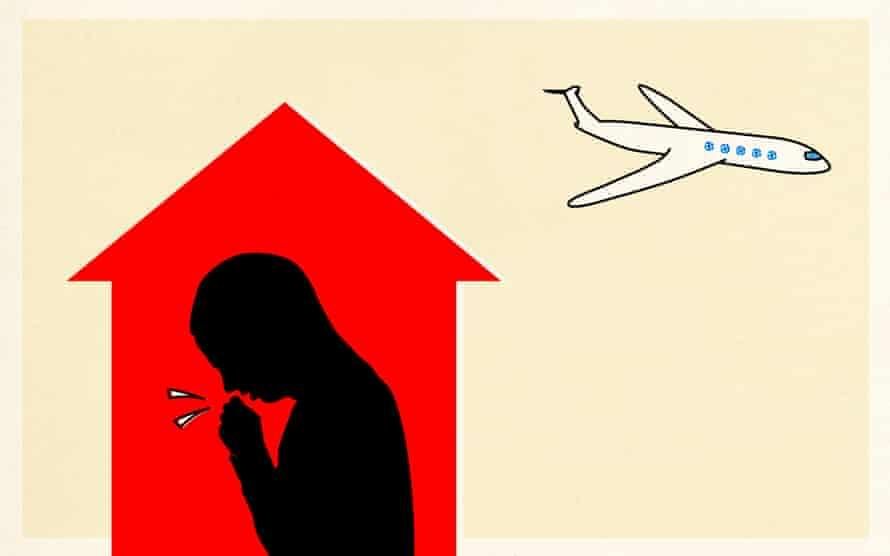 Seek medical advice before leaving home.