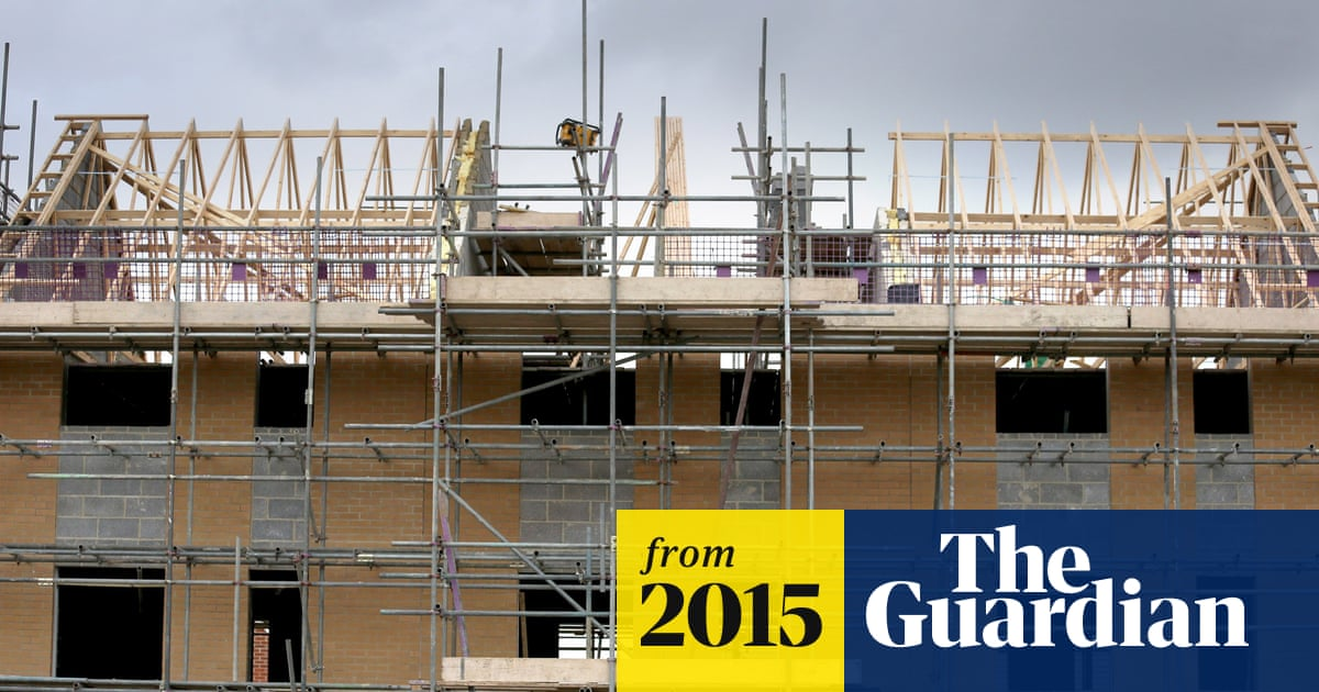 Productivity plan is death knell for zero-carbon homes, say campaigners