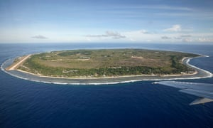 The asylum seeker has lung cancer and can't receive the treatment he needs on Nauru, doctors say.